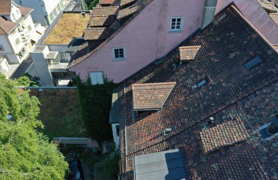 s'Drooni über Frauenfeld