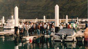 TECTON-Reise 1992 Kanarische Inseln