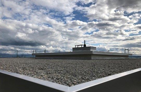 Umbau Russikon, Flachdach- und Spenglerarbeiten