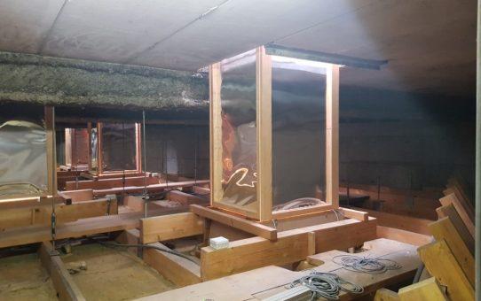 Ungenügende Betonqualität für die Montage von ASP bei einer Sanierung. Was tun?