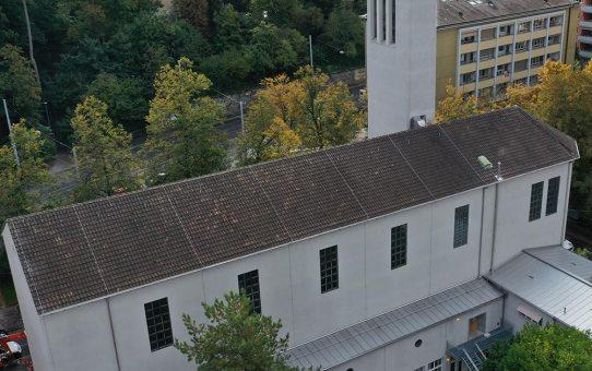 Sanierung Kirche Don Bosco