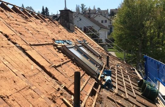 Sanierung EFH Winterthur 007