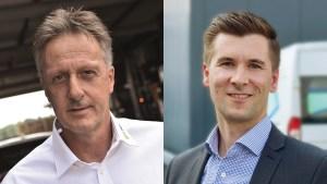 Erich Reinhard und Andreas Karnowski