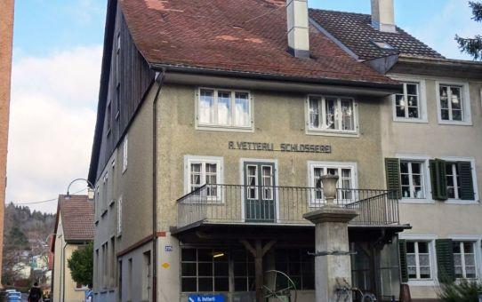 Umbau eines denkmalgeschützten Gebäudes in Oberwinterthur