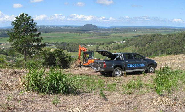 Slope Stability Assessments Sunshine Coast Queensland