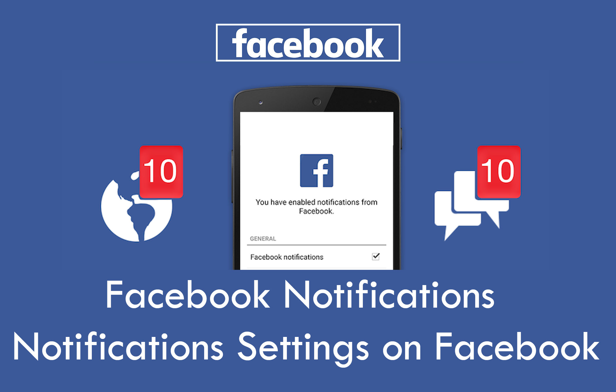 Facebook Notifications Notifications Settings On Facebook Tecvase