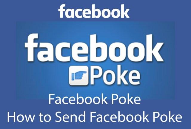 Facebook Poke - How to Send Facebook Poke