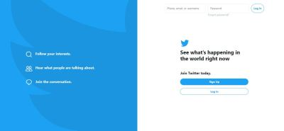 Twitter Sign In - Sign In Twitter Account