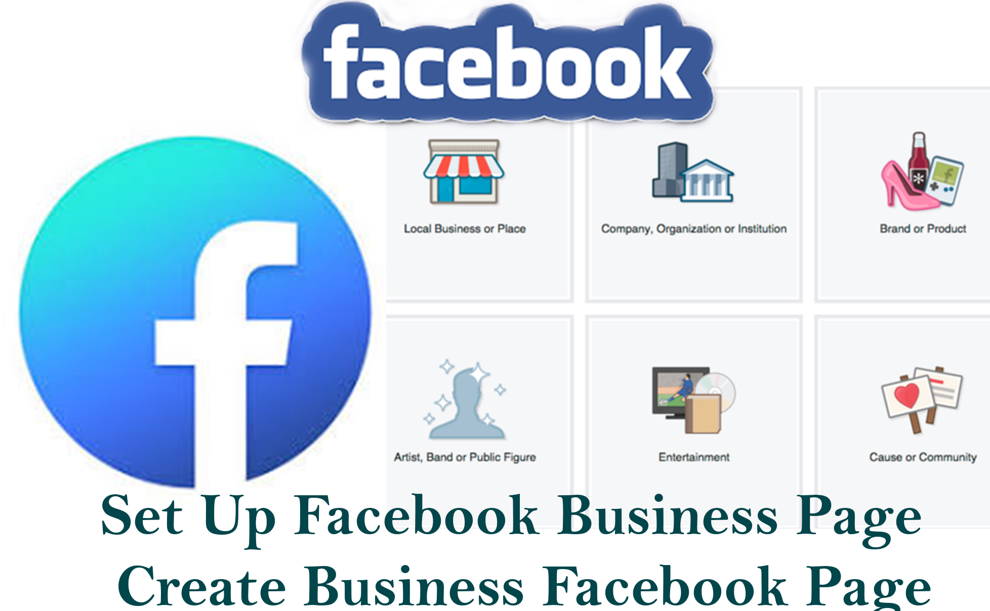 Set Up Facebook Business Page - Create Business Facebook Page - TecVase