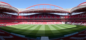 Benfica LAB, Caixa futebol Campus