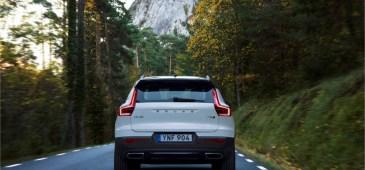 Proceso de diseño del nuevo Volvo XC40