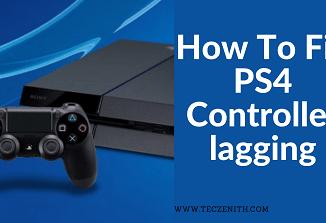 PS4 Controller Input Lag