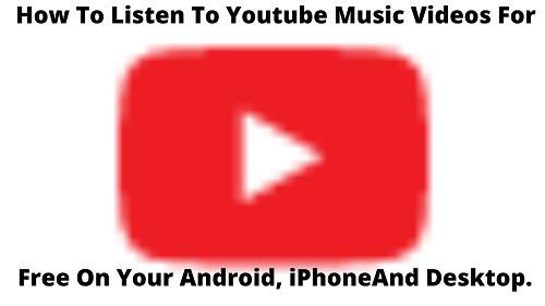 Youtube Music Videos