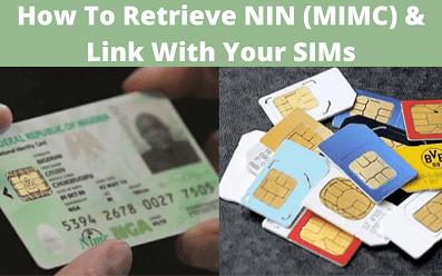 link your nin