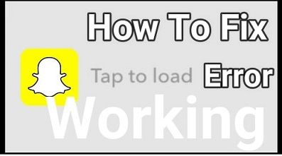 Snapchat Tap To Load