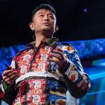 Liu Bolin: The invisible man