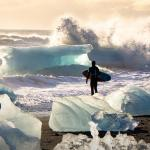 Chris Burkard: The joy of surfing in ice-cold water