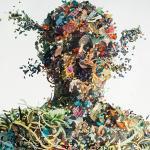 Dustin Yellin: A journey through the mind of an artist