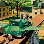 Bruce McCall: What is retro-futurism?