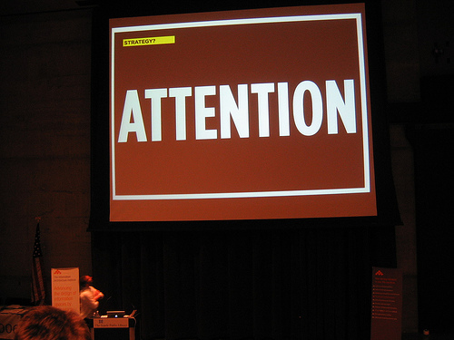 """The """"Attention Method"""" for Effective PowerPoint Presentations"""