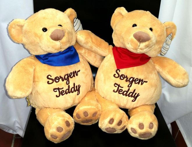 Sorgen Teddy