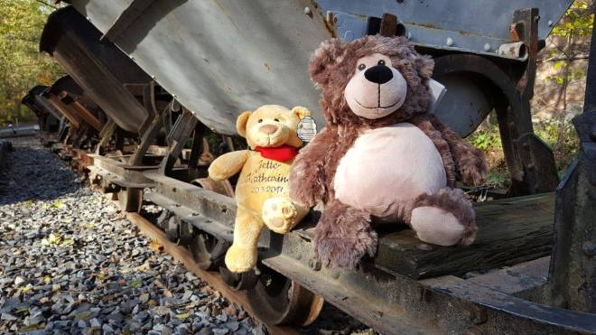 Bobby Bär und Zippie Teddy