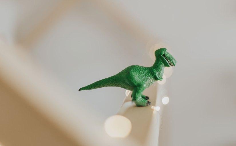 Der T-Rex hat Euch zum Fressen gern