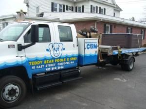 Service Amp Repair Teddy Bear Pools And Spasteddy Bear