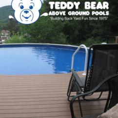 Teddy Bear Above Ground 2