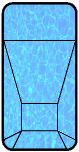 Rectangle pool