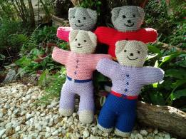 more gorgeous teddies from Elva at Coorparoo :D