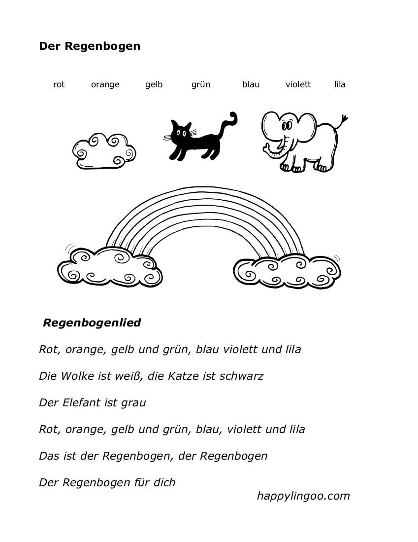 Ziemlich Kindergarten Farbarbeitsblätter Zeitgenössisch - Entry ...