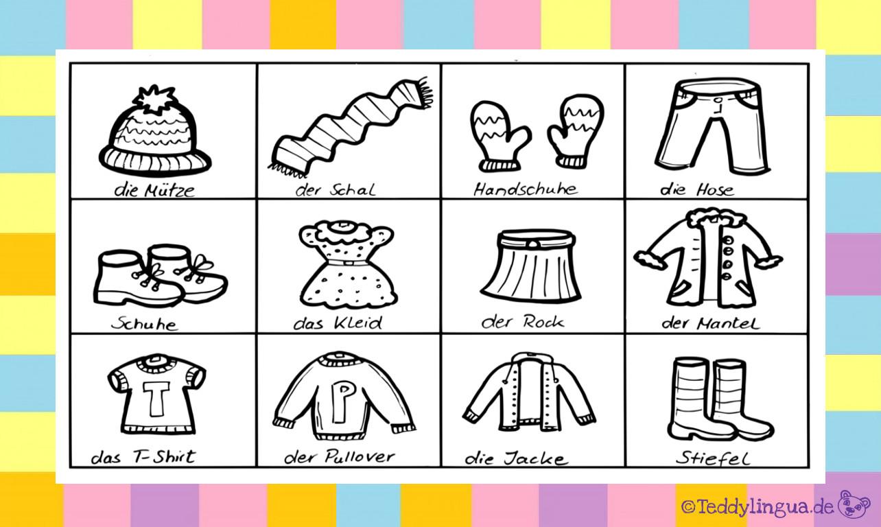 Kleidung Spiele