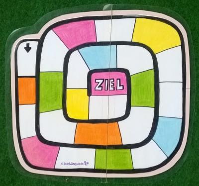 Brettspiel Silbenspiel