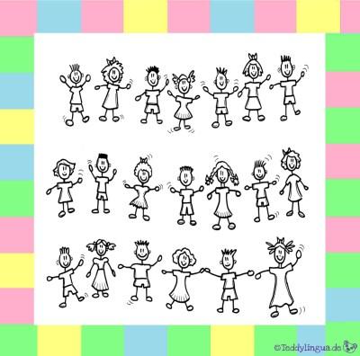zwanzig Kinder