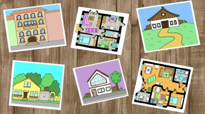 thumbnail Haus und Zimmer