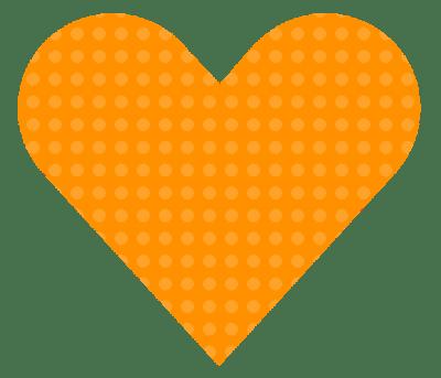 herz-orange