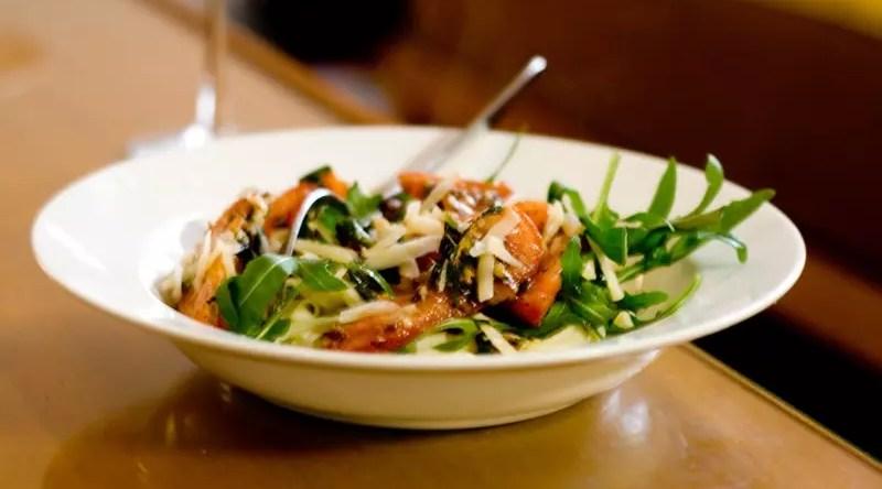 Vegetarian menu Bangor