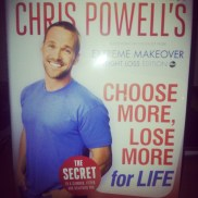 Chris Powell is an amazing life coach and personal trainer and a role model to many people, including myself