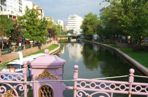 Eskişehir, azaz a Régi-Város