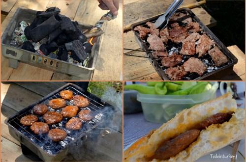 Mi nyársalni szeretünk, a törökök piknikezni