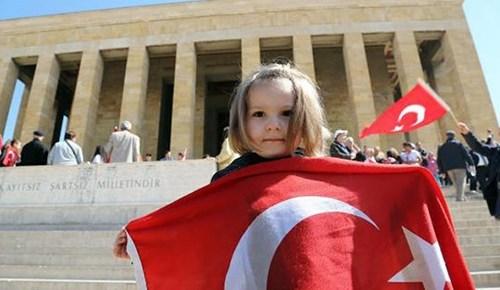 Gyereknap Törökországban április 23-án