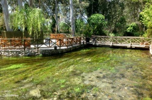 Fethiye környéke: Akyaka és Azma-patak