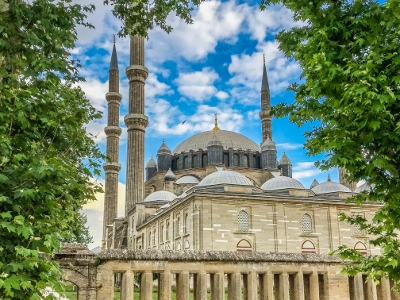 Edirne – történelem, máj, olajbirkózás