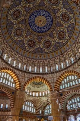 A Szelim-mecset belülről