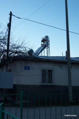 Minden ház tetején napkollektor