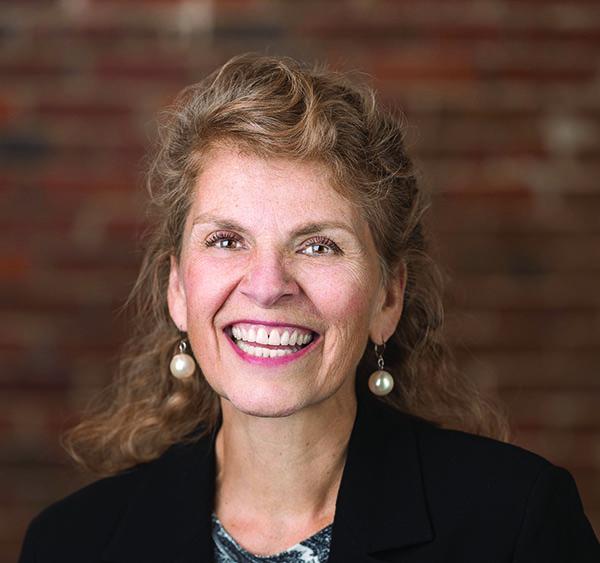 Joyce McPhetres