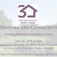 Tedford Housing Annual Meeting & Community Awards Featuring The Theater Project – June 26, 2018