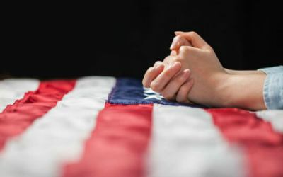 Prayer Guide For America: The Trump Administration