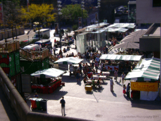 London Southbank Market